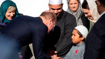 Prins William steekt slachtoffers Christchurch hart onder de riem met emotionele toespraak