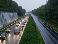 Westerval en afrit Enschede-West ook volgend weekend afgesloten