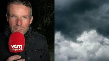 Zwaarbewolkt met kans op opklaringen, maxima tussen 3 en 7 graden