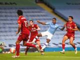Kampioen Liverpool gaat hard onderuit bij Manchester City