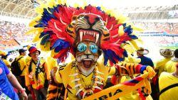 IN BEELD. De gekste outfits op het WK