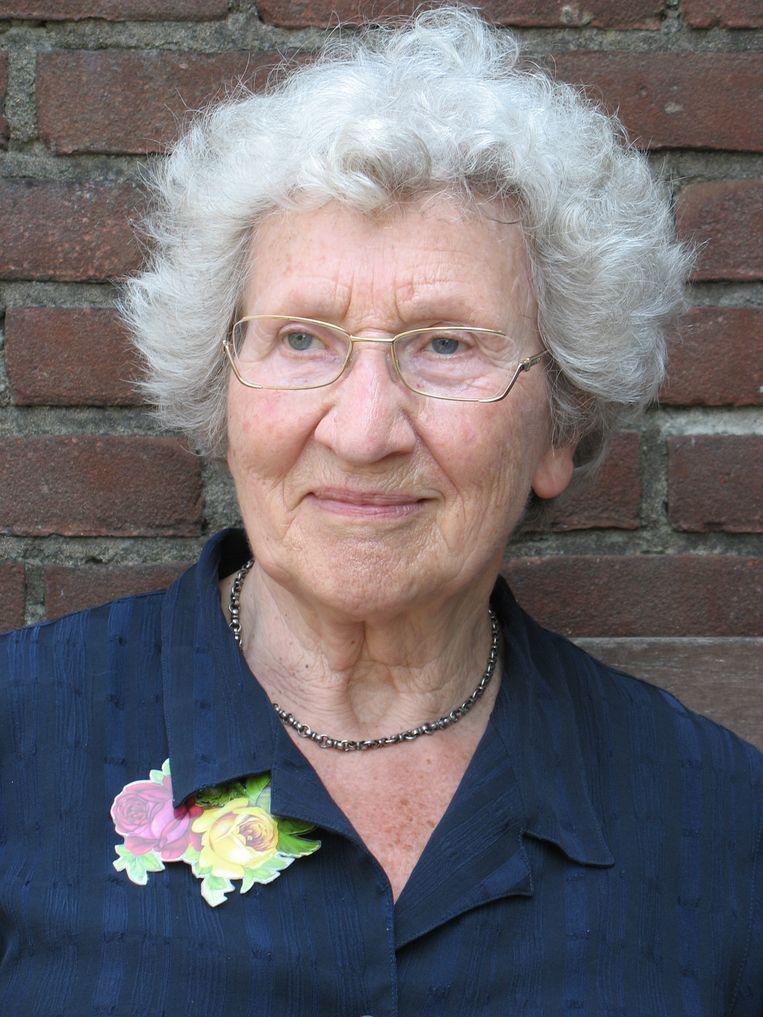 Portretfoto uit 2012. Beeld