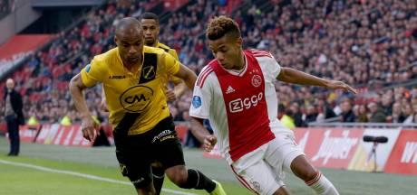 Neres weer in training bij Ajax