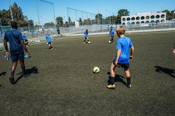 Inter Academy Camp