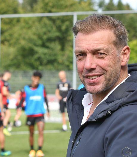 Deventer cynisme knaagt aan GA Eagles-manager Paul Bosvelt