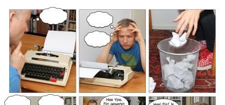 Het klónk zo leuk, een boek schrijven: 'Waar ben ik mee bezig?'