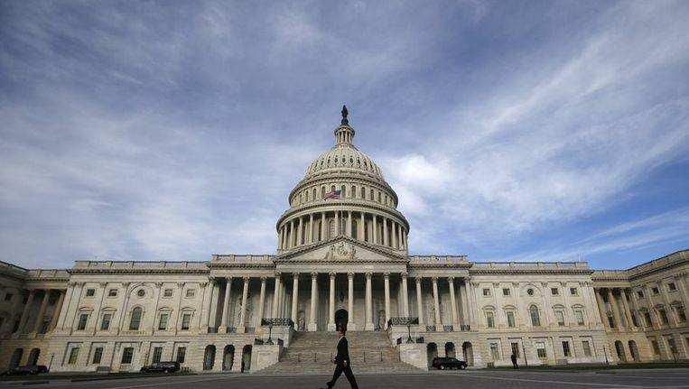 Het Capiotool in Washington Beeld reuters