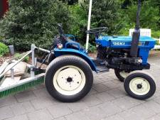 Weer inbraak bij sportclub: nu tractoren en aanhanger gestolen bij tennisclub Loon op Zand