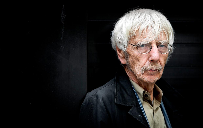 Dirigent, pianist, componist Reinbert de Leeuw werd 81 jaar.