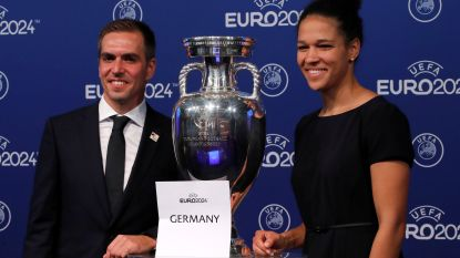 EK voetbal 2024 gaat naar Duitsland, Turkije grijpt er al voor de vierde keer naast