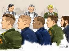 Rechter bepaalt straf vijf militairen voor wangedrag op kazerne Schaarsbergen