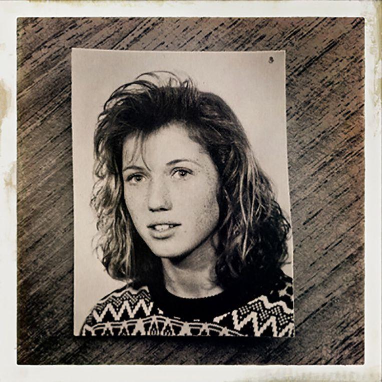 Een foto van Marieke uit de tijd dat ze verkering had met Joep. Beeld Marieke van der Velden