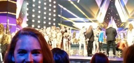 Superfan Juliëtte (26) uit Fijnaart ziet Glennis Grace finale van America's Got Talent verliezen