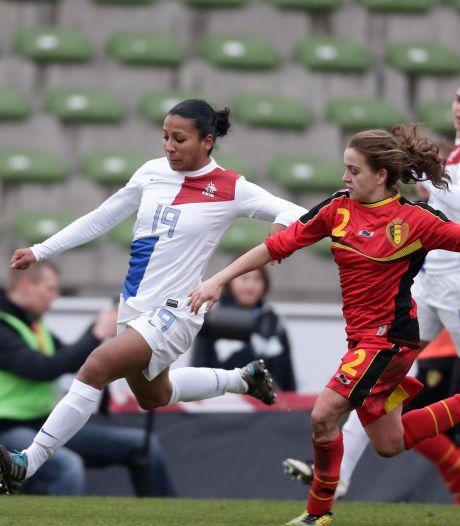 HHC zet oud-international Nangila van Eyck als trainer voor het vrouwenteam