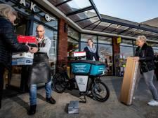 Ondernemers Colmschate lanceren ophaalpunt: 'Mensen durven winkel niet meer in'