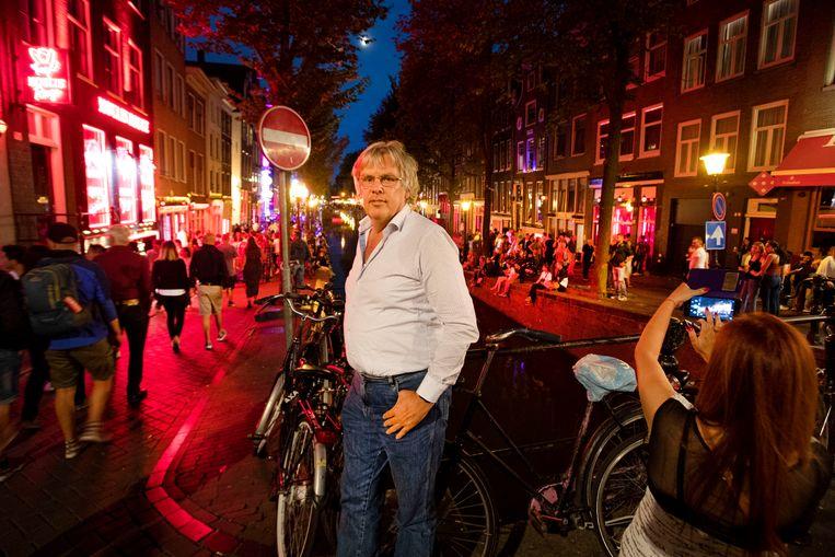 Arre Zuurmond is gemeentelijke ombudsman voor Amsterdam. Beeld Olaf Kraak