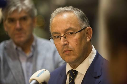 Burgemeester Ahmed Aboutaleb: We moeten als het om dit soort meldingen gaat, nooit risico's nemen