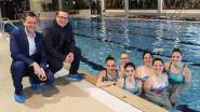 Zwembad Den Boer Zomergem laat maximum 50 zwemmers tegelijk toe