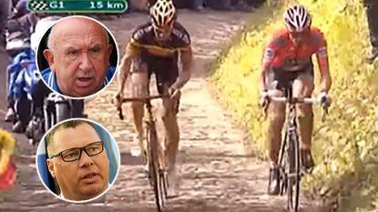 """Belgische ploegleiders over beschuldigingen van motortje bij Cancellara: """"Dat Amerikaantje zonder palmares had beter gezwegen"""""""