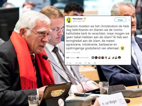 Burger Partij Amersfoort 'liket' xenofobe tweet over Islam