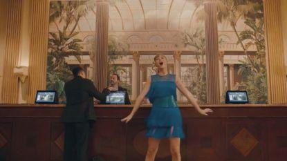 Taylor Swift brengt videoclip uit voor 'Delicate'