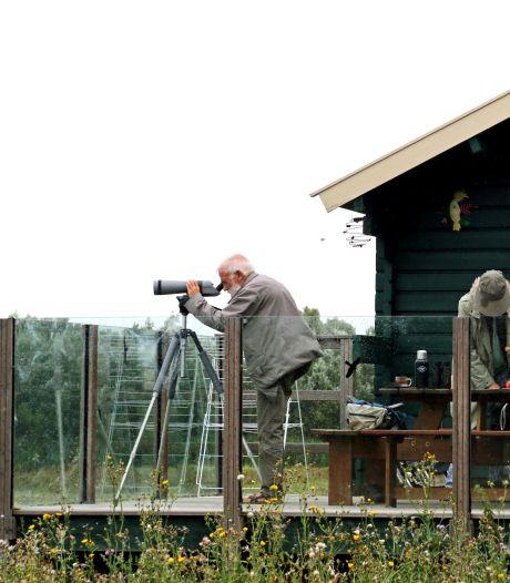 De rust keert terug in de Biesbosch, merken ook vogelaars: 'Ik heb drie keer de visarend gespot'