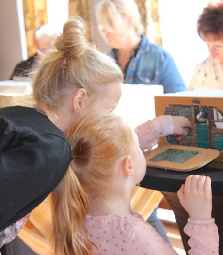 Tentoonstelling in gemeenschapshuis De Haar in Haren