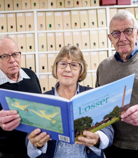 Historische Kring bestaat 50 jaar: 'De verhalen over Losser raken nooit op'