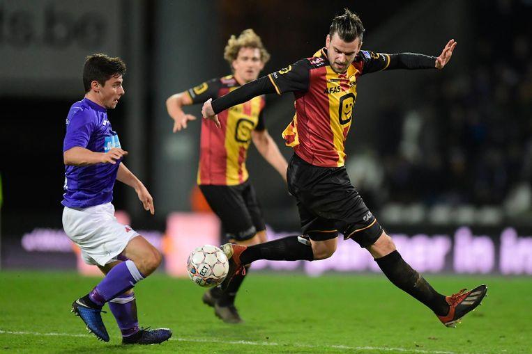 KV Mechelen is opgenomen in de kalender voor 1A.