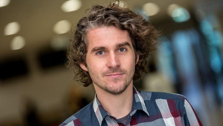 Organisatiepsycholoog Niek Hoogervorst: 'In bedrijven draait het vooral om de winst en wordt de morele kant simpelweg over het hoofd gezien.' Beeld