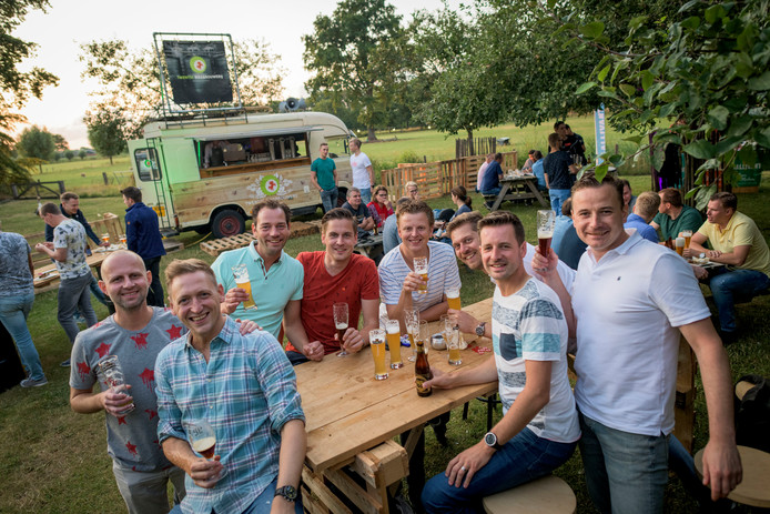 Tweede editie van Ribs en Beer Festival op Landgoed Het Rheins