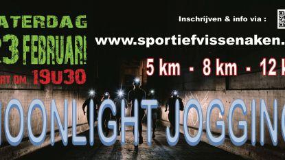 Lopen met lichtjes bij Moonlight Jogging