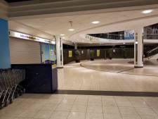 Zo ziet spookwinkelcentrum De Biggelaar in Roosendaal eruit