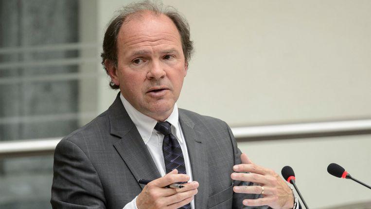 Vlaams minister van Economie Philippe Muyters
