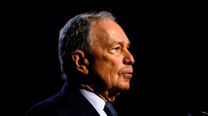 Michael Bloomberg dient kandidatuur voor presidentsverkiezingen VS in