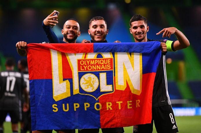 De spectaculaire zege van Olympique Lyon op Manchester City maakte de Final 8 van de Champions League meteen leuk.