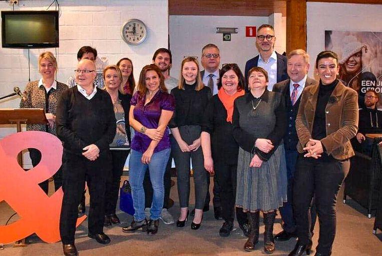 CD&V Sint-Niklaas heeft een nieuw partijbestuur gekozen.