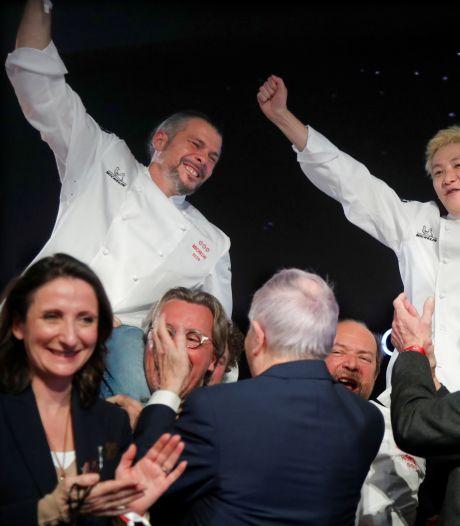 Glenn Viel, élu chef cuisinier français de l'année