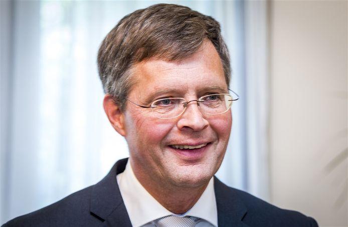 Oud-premier Jan Peter Balkenende (CDA).