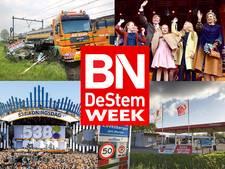Ontspoorde trein, koning in Tilburg, 538Koningsdag en meer