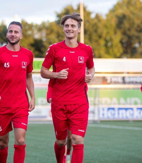 Beijer is de nieuwe leider van DOVO: 'Ik ben een speler die veel praat in het veld'