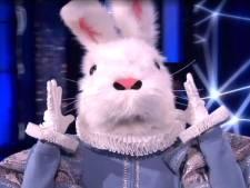 Ruim 1,5 miljoen kijkers zien onthulling 'konijn' in The Masked Singer