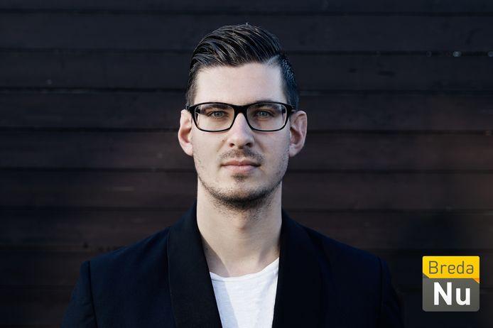Bart Heppenhuis, hoofdredacteur-directeur van BredaNu.