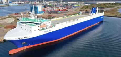 30 extra personeelsleden voor Zeebrugse haven dankzij 200.000 ton papierrollen