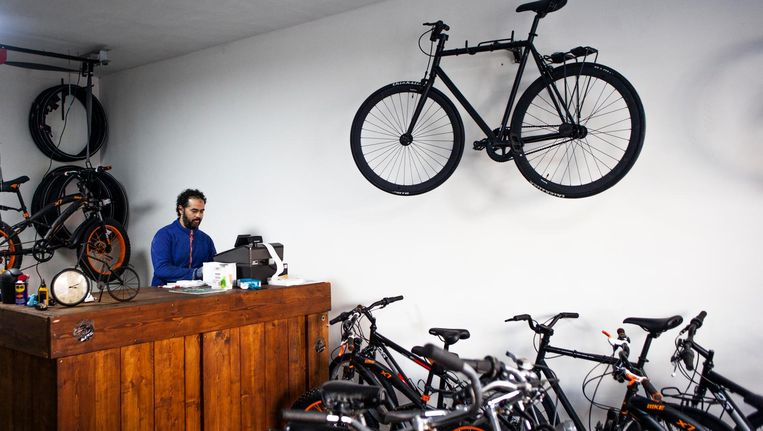 Unlimited Bikes Beeld Lin Woldendorp