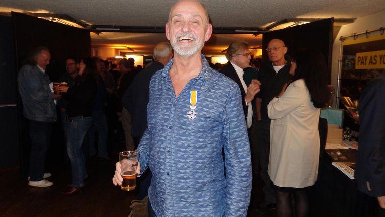 Jaap Jamin, vanaf nu ex-preventie Jellinek. 'A rebel with a cause' Beeld Schuim