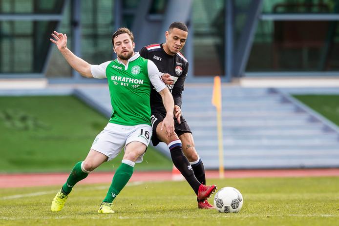 Willem Ii Oefent Op Trainingskamp In Spanje Tegen Reserves Borussia