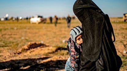 Opnieuw kinderen uit IS-gebied op weg naar België