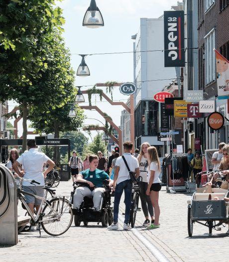 Minder bezoek aan centrum Doetinchem. De oplossing? Een supermarkt!