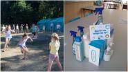 Halse jeugdbewegingen krijgen gratis hygiënepakketten mee op kamp